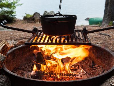 Best dutch ovens for camping trip