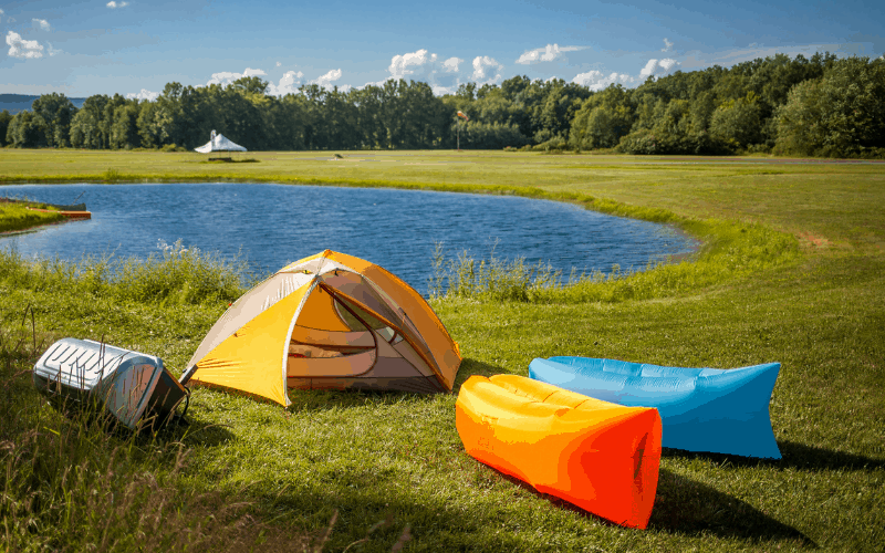 best inflatable camping chairs