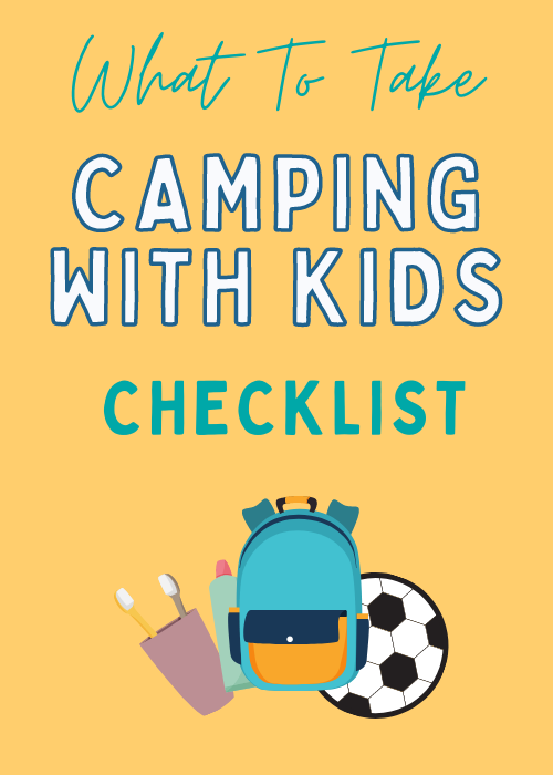what-to-take-camping-with-kids