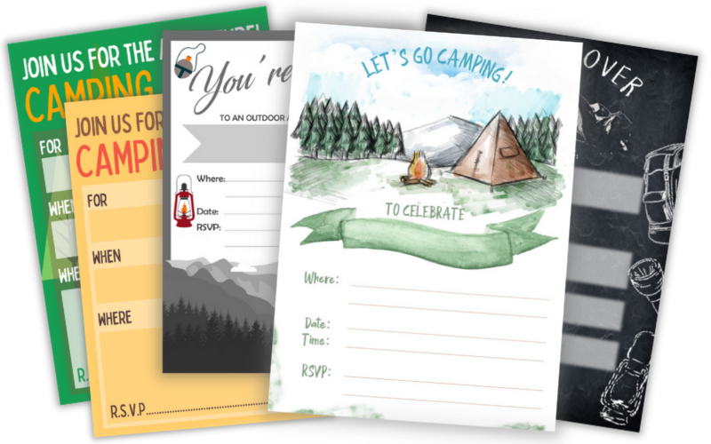 free-printable-camping-party-invitation