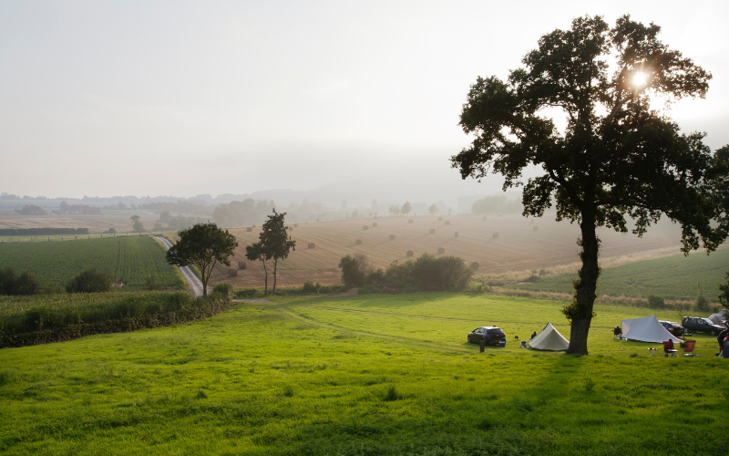 countryside-camping